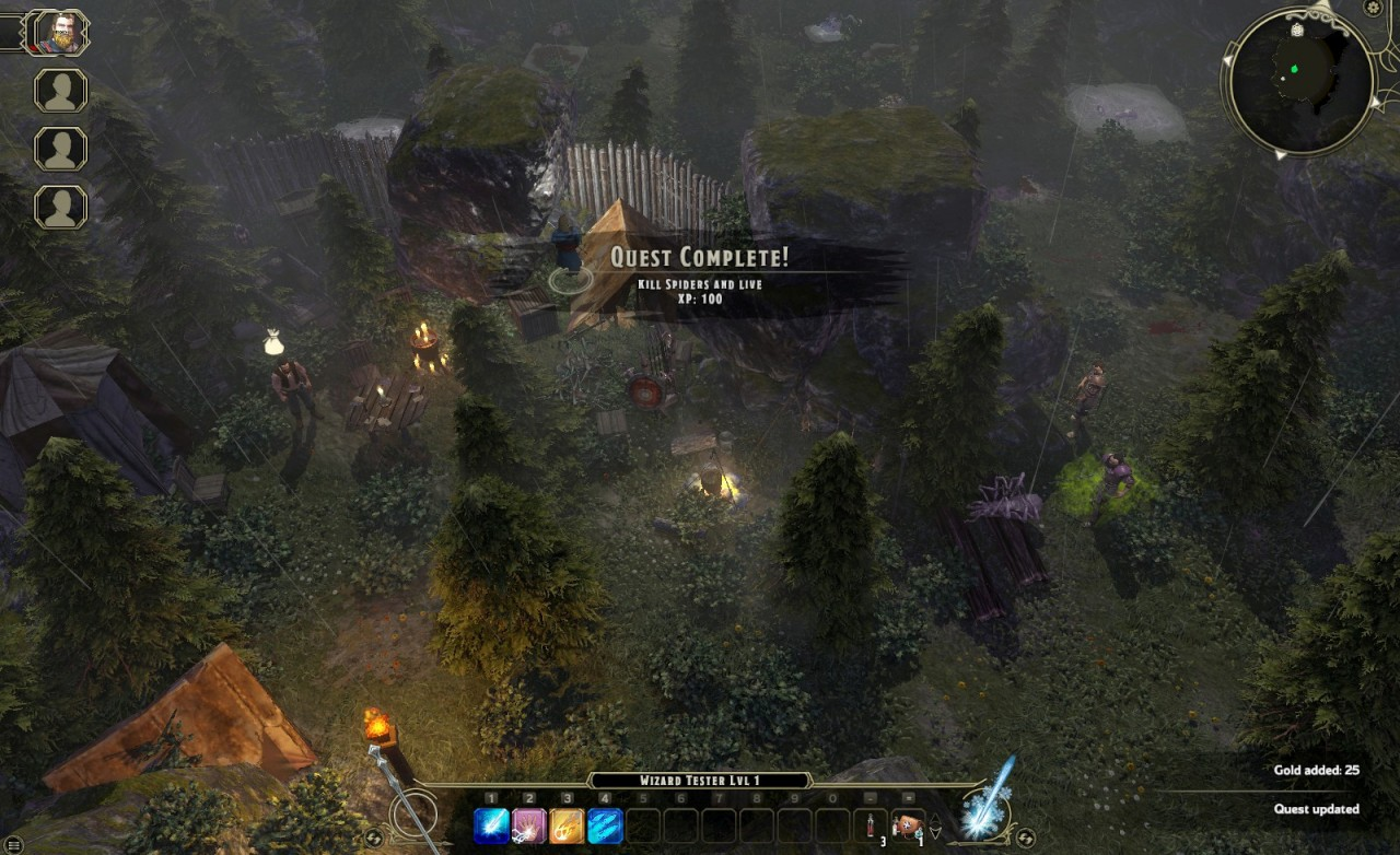 Sword Coast Legends - Ukończenie autorskiego questa w Head Start 1