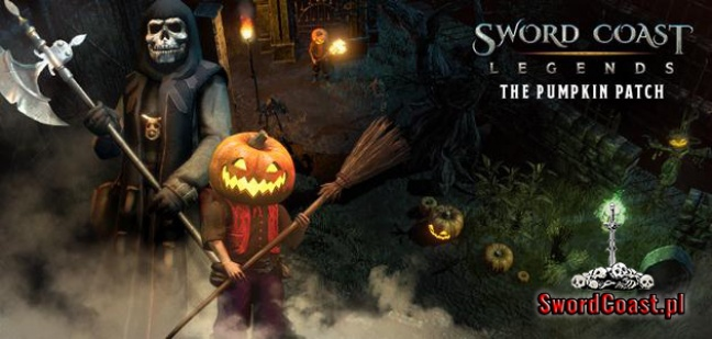 Helloween'owa Łatka dla Sword Coast Legends (Pumpkin Patch 30.10.2015)