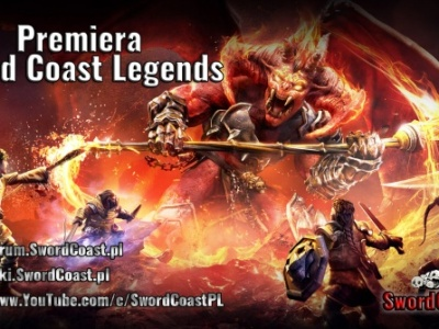 Premiera Sword Coast Legends!